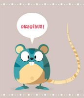 dragibus the hamster by h2j