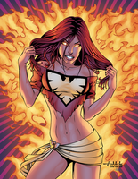 Dark Phoenix by J-Skipper