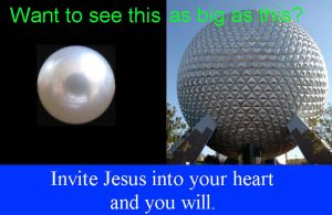 How to see the pearly gates by QuantumInnovator