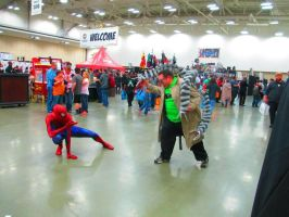 I got in a fight  by spidey38