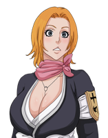 Rangiku Matsumoto Bleach 529 by codzocker00