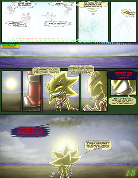 Sonic the Hedgehog Z #15 Pg. 18 January 2017 by CCI545