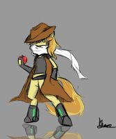 Braeburn (with hat) by ConvoyKaiser