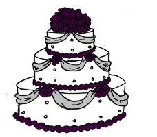 Basic 3 Tiered Cake by TheyCallMeRoxas