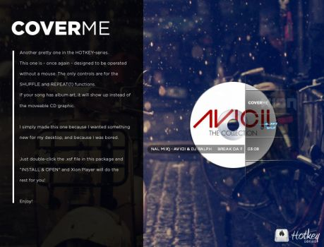 CoverMe for Xion Player by poopfaceneedaname