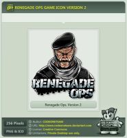 Renegade Ops Icon v2 by CODEONETEAM