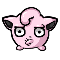 That's an odd Jigglypuff... by JellyTheTangrowth