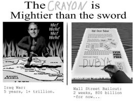 The Crayon V1 by KingNot