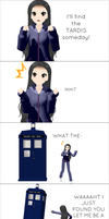 That 'Doctor Who' Side of Me by CutiePie32510