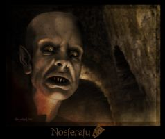 Nosferatu by wycked