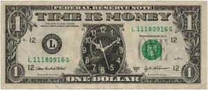 Time is Money. by Brandtk