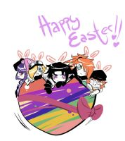 Happy Easter by kamapon