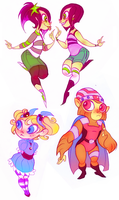 Fanspawn-1, PPG by Busterella