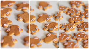 How you paint a gingerbread man. by Aiclay