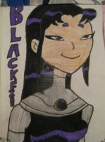 Blackfire by SeraphinaPitchiner