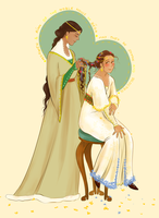rian and morwen by jubah