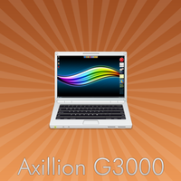 Axillion G3000 Laptop by cruzerDESIGN