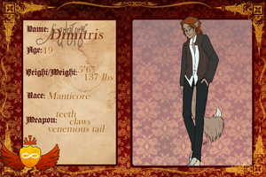 Mugen - Dimitris (updated profile) by LivingTravesty