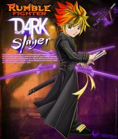 Rumble Fighter :Dark Slayer by Darkness1999th