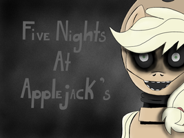 Five Night's at AJ's by AnAppleForgotten