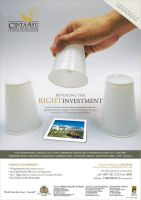 Pulai Springs International Ad by GraphIcatZ