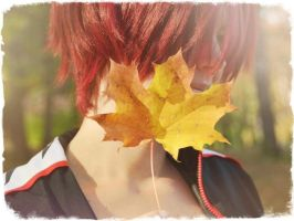 Autumn dreams of Rin by SebastianaMonamour