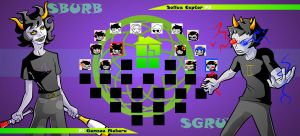 Homestuck The Game Gamzee VS Sollux by Video320