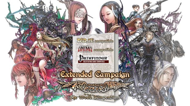 Luminous Echo: Extended campaign live! by Wen-M