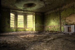 Asylum Day Room by tonemapped