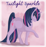 Twilight Sparkle by Pookabay