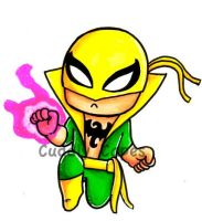 Iron Fist by CuddlyCapes