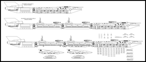 Saunders Class Armour Carrier by Evilonavich