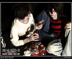 Death Note: BBxL BK Y.1 20 by Maxieyi