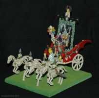 Arkhan's Chariot by ArcaneArchery