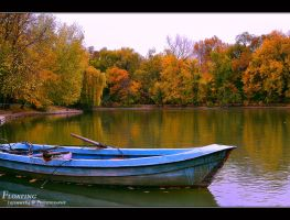 adrift... by Iulian-dA-gallery