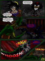 Sonic the Hedgehog Z #11 Pg. 15 June 2015 by CCI545