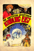 The Continuing Adventures of Kindling East Issue 1 by Aileen-Kailum