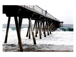 Hermosa Pier by red5