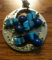 Atlantean Artifact Necklace by LeviathanSteamworks