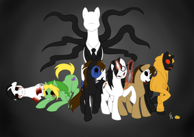My Little Creepypasta by Silver-Monster