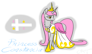 Princess of Haydeaux - Damsel Constancia by Lionel23