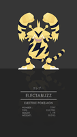 Electabuzz by WEAPONIX