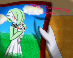 Happy Mothers Day Mom by XxMysticEeveexX