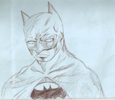 Batman Dibujo by Oniliz