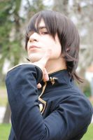 All Hail LELOUCH by xellosmadara