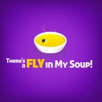Logo 33: TheresaFlyinmySoup by zainadeel
