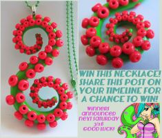 CONTEST! FREE NECKLACE GIVEAWAY! by KTOctopus