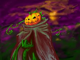 Bob the Pumpking by chrosis