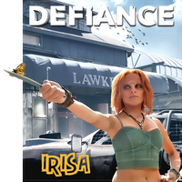 Defiance - Irisa by PZNS