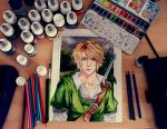 Workspace -  (Dark) Link original by Laovaan